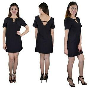 Fabulously chic black dress CLEARANCE